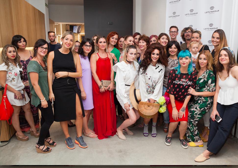 Let´s Make Up: tu escuela de maquillaje, peluquería y moda en Valencia