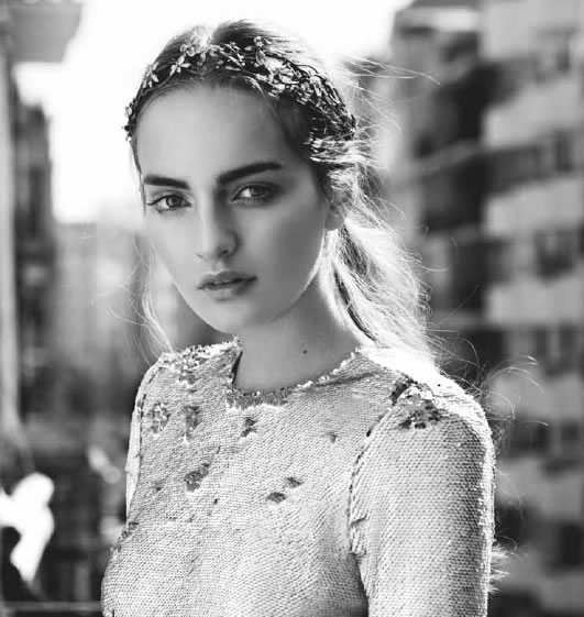 Editorial de Moda inspirada en Novias para la revista Valencia Plaza