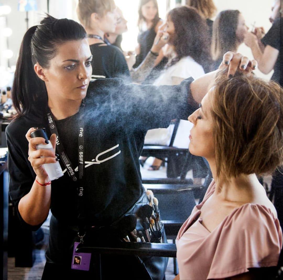 Masterclass gratuita de Maquillaje con Vanessa Cañas de MAC Cosmetics