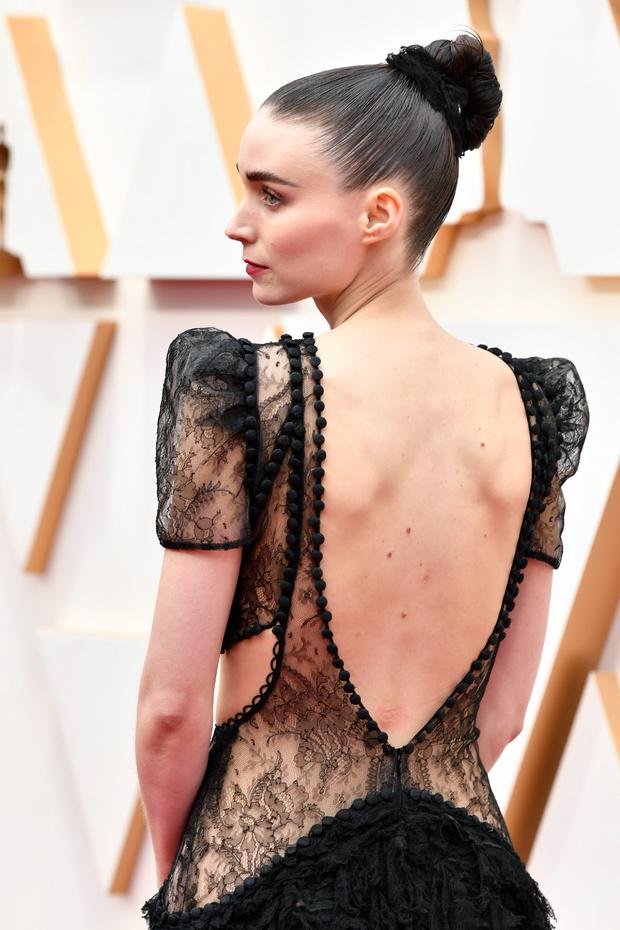 peinados-oscar-2020-rooney-mara